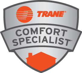 Certified Trane dealer Michigan