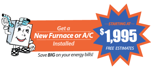 Mr  Furnace Heating and Cooling - Professional HVAC Services