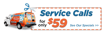 $59 HVAC Service Calls from Mr. Furnace